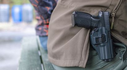 Texas House Initially Passed Permitless Handgun Carry Bill