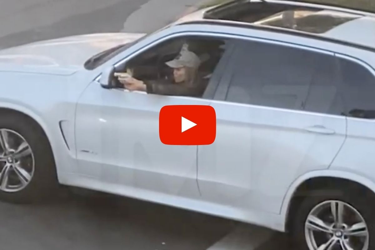 Driver Asks if Anyone Wants to Die While Pointing Gun, Opens Fire