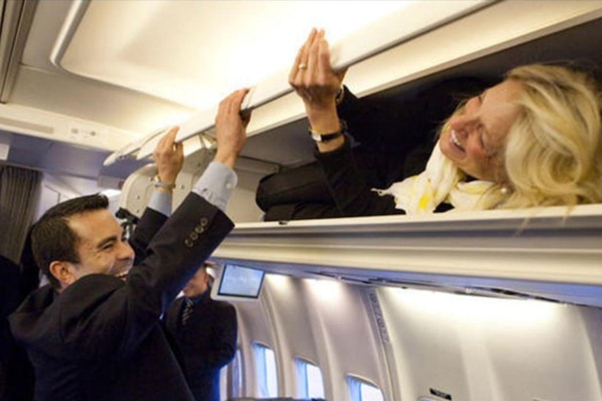 Dr. Jill Biden Impersonates Flight Attendant on April Fools, Pranks Secret Service!