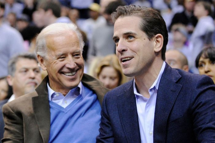 Hunter Biden Recalls Joe Biden Chasing Him Down Driveway During Family Intervention