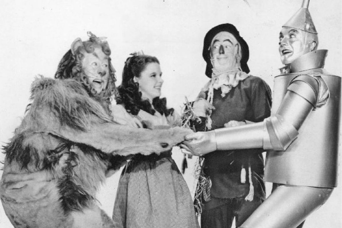 Grab Those Slippers! A 'Wizard of Oz' Remake Is Currently in The Works!