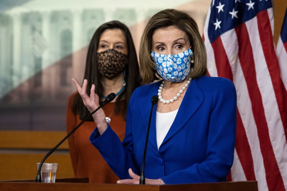 'Street Fighter': Nancy Pelosi Says She Would Have Fought Off Capitol Rioters