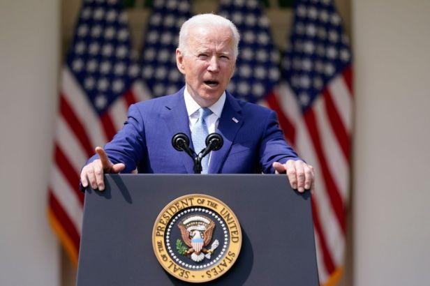 Biden Calls U.S. Gun Violence 'International Embarrassment', Targets 'Red Flag' Law