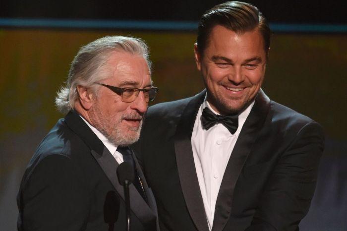 Leonardo DiCaprio and Robert De Niro Have Been Friends for 30 Years