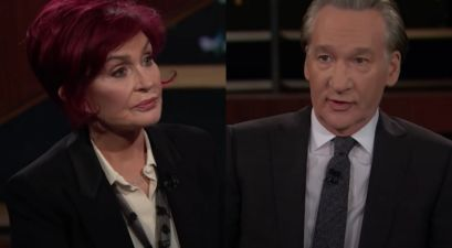 "Sharon Osbourne Talks To Bill Maher About Getting ""Canceled"""