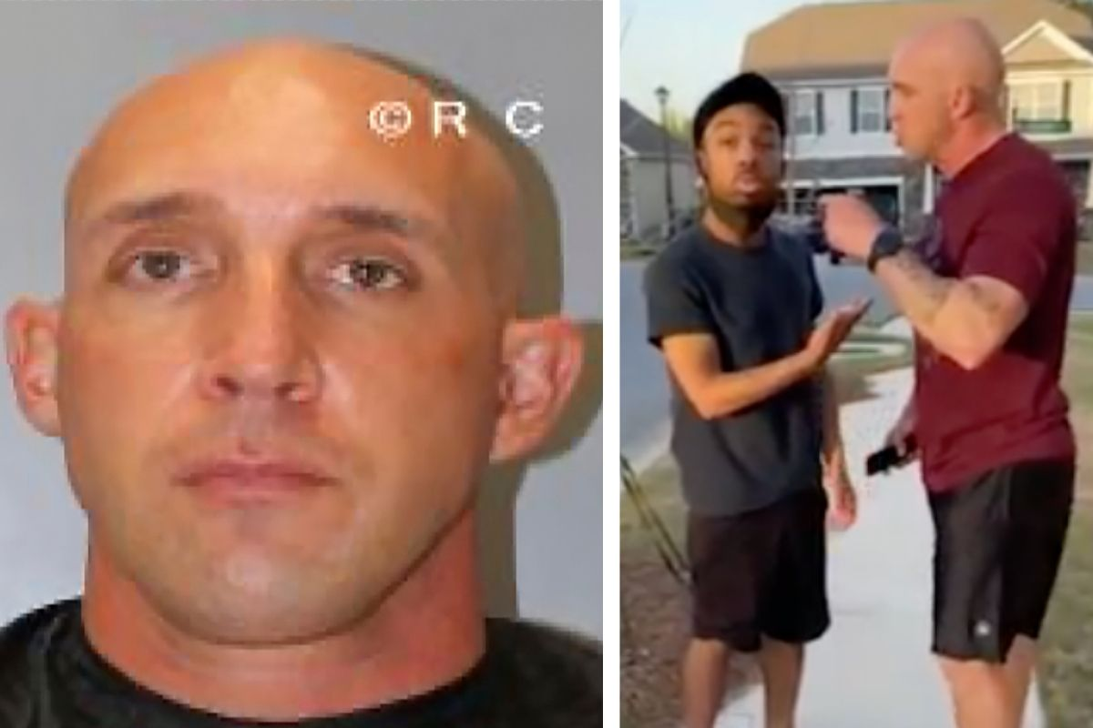 White Non-Commissioned Army Officer Charged for Assaulting Black Man