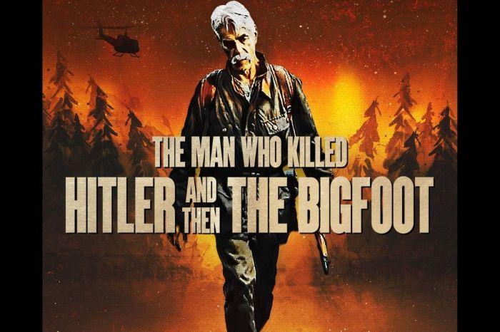 Have You Seen Sam Elliott Battle Hitler and Bigfoot?