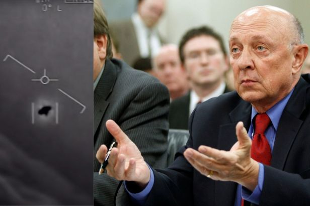Ex-CIA Director Believes Aliens and UFOs Exist