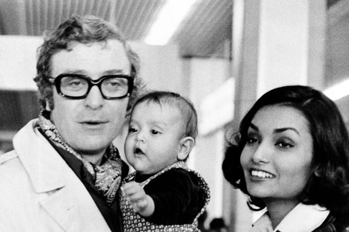 Michael Caine's Wife Once Starred in a Maxwell House Coffee Commercial