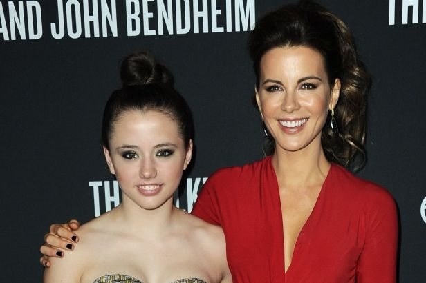 Meet Kate Beckinsale and Michael Sheen's Daughter, Lily!