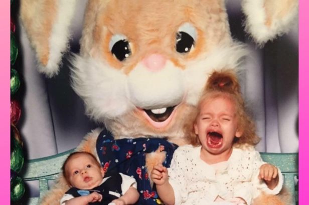 These Kids Terrified of the Easter Bunny Will Make Your Day