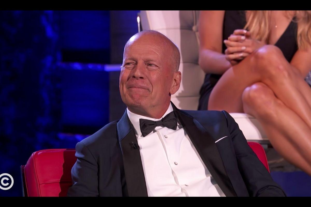 Bruce Willis' Comedy Central Roast is BRUTAL