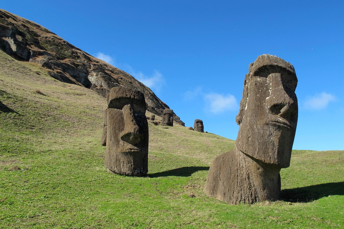 Did Easter Island's Lost Civilization Collapse Due to Cannibalism?