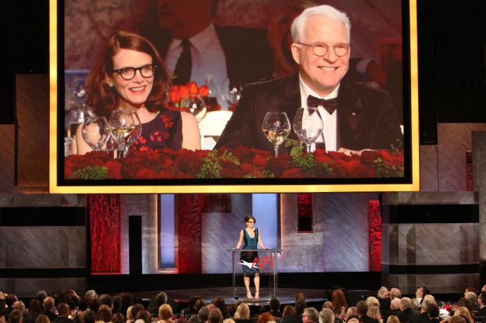 Tina Fey Stated Steve Martin Married a 'Younger, Thinner, Smarter' Version of Herself