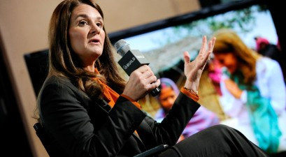 Melinda Gates Met Husband Bill Gates While Working at Microsoft