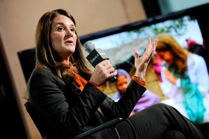 Melinda Gates Met Husband Bill Gates While Working at Microsoft