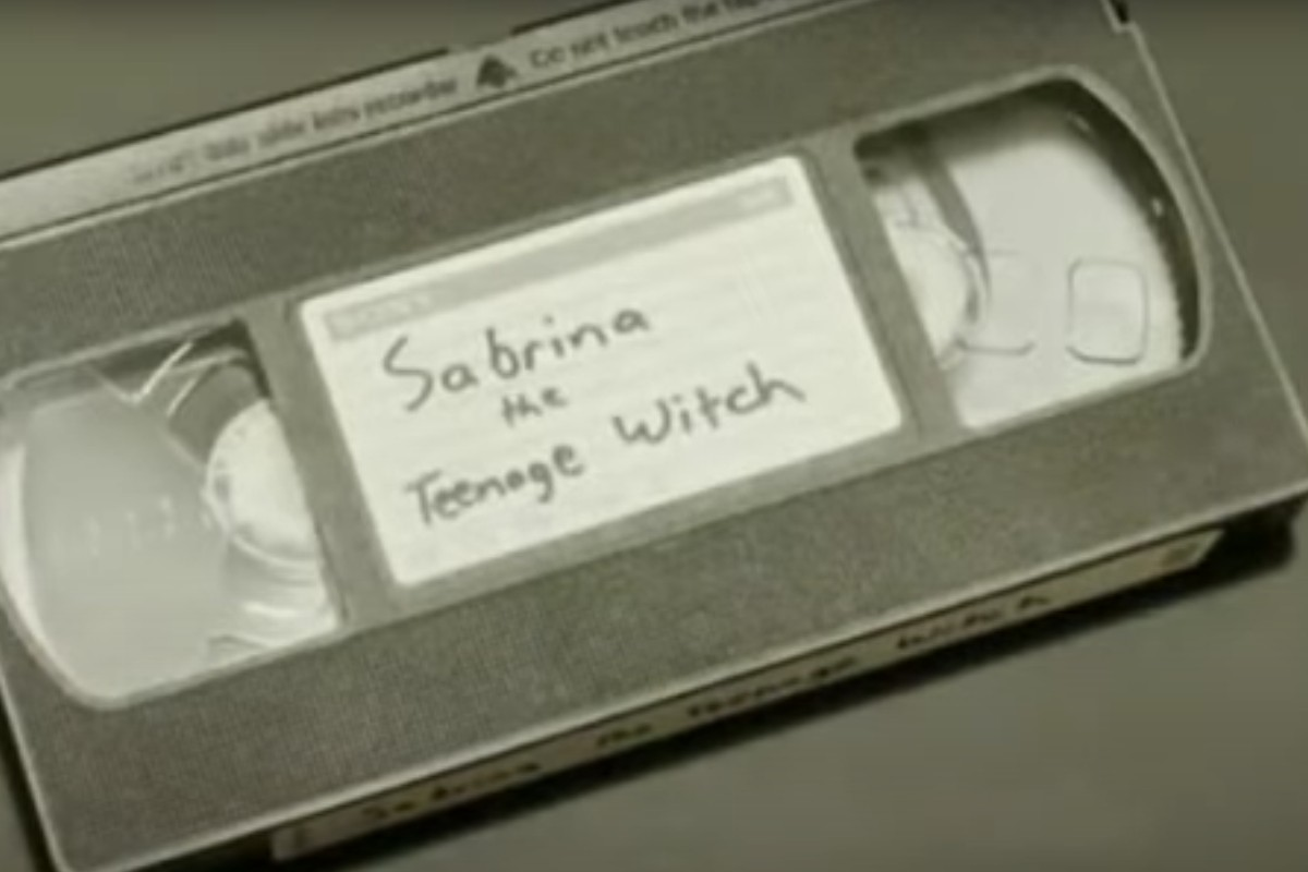 Woman Charged with Felony for Overdue VHS Tape of 'Sabrina the Teenage Witch'