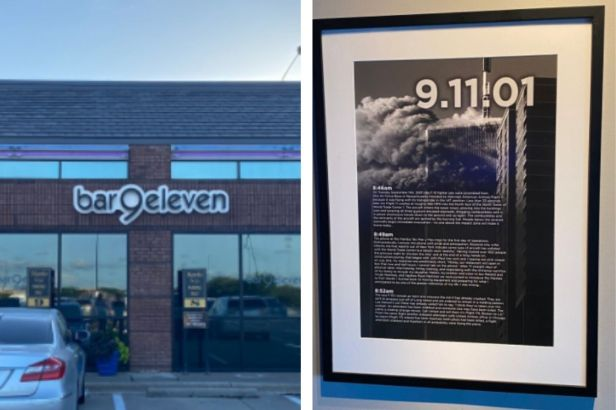 9/11-Themed Bar Goes Viral and Shocks the Internet