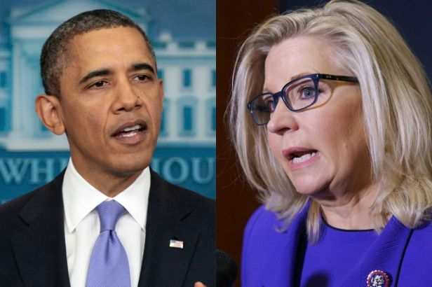 When Liz Cheney Defended 'Birthers' Live On-Air