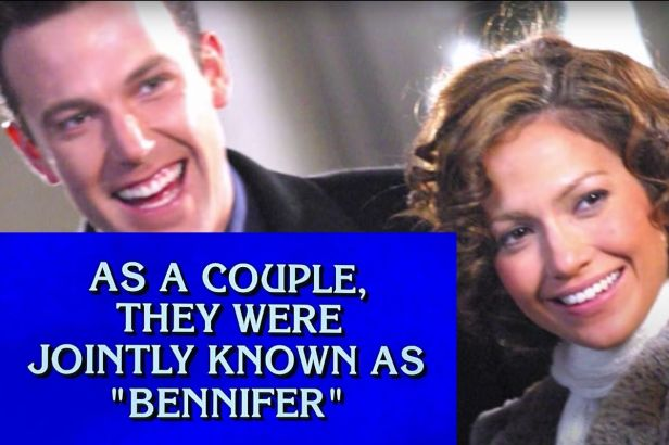 """People Think 'Jeopardy!' Predicted the """"Bennifer"""" Reunion"""