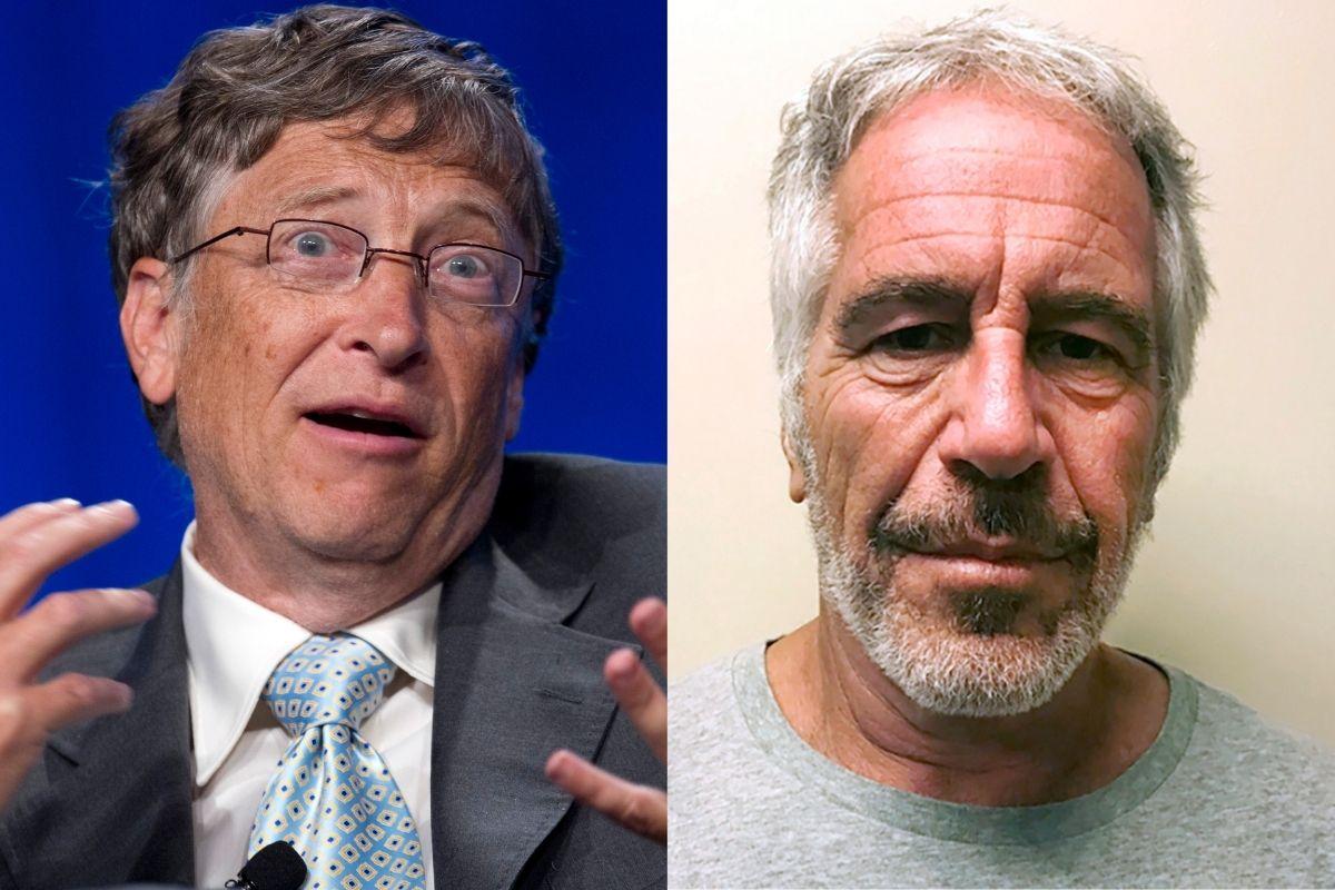 Jeffrey Epstein Reportedly Gave Marriage Advice to Bill Gates