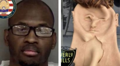 Black Burglar Disguised Himself as a White Man to Commit 30+ Home Robberies