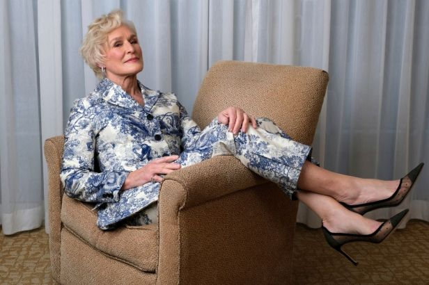 Glenn Close Reveals She Was Raised in a Cult