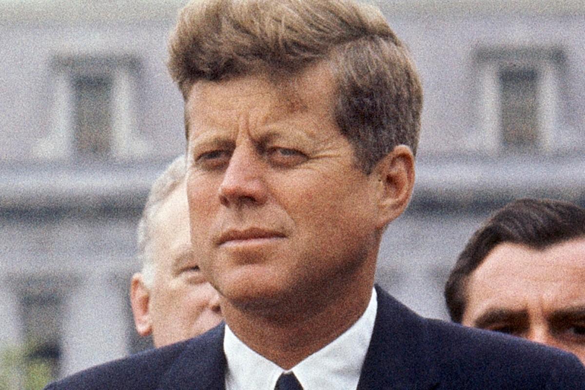 Read JFK's Secret Love Letters to Swedish Mistress Gunilla von Post