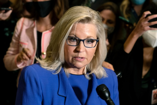 Anti-Trump Liz Cheney Ousted From Republican Leadership Post