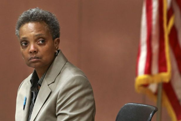 Chicago Mayor Lori Lightfoot Sued For Rejecting Interviews with White Reporters