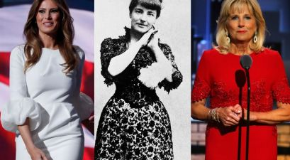 First Ladies Who Were Stepmothers in the White House