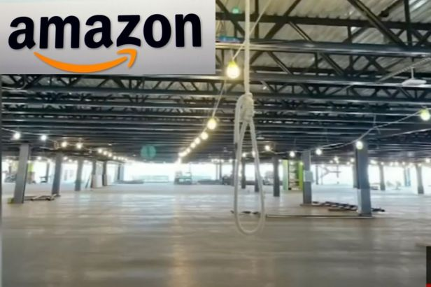 Seven Nooses Found at Amazon Construction Site