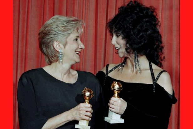 Olympia Dukakis Dead at 89; Dolly Parton and Cher Remember Her Awesome Career