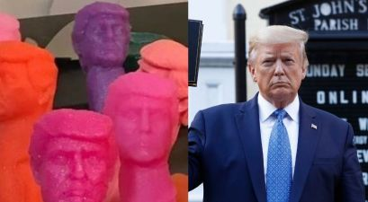 Someone is Selling 'Trump Dildos' for 'Women Only,' and I'm Officially Traumatized