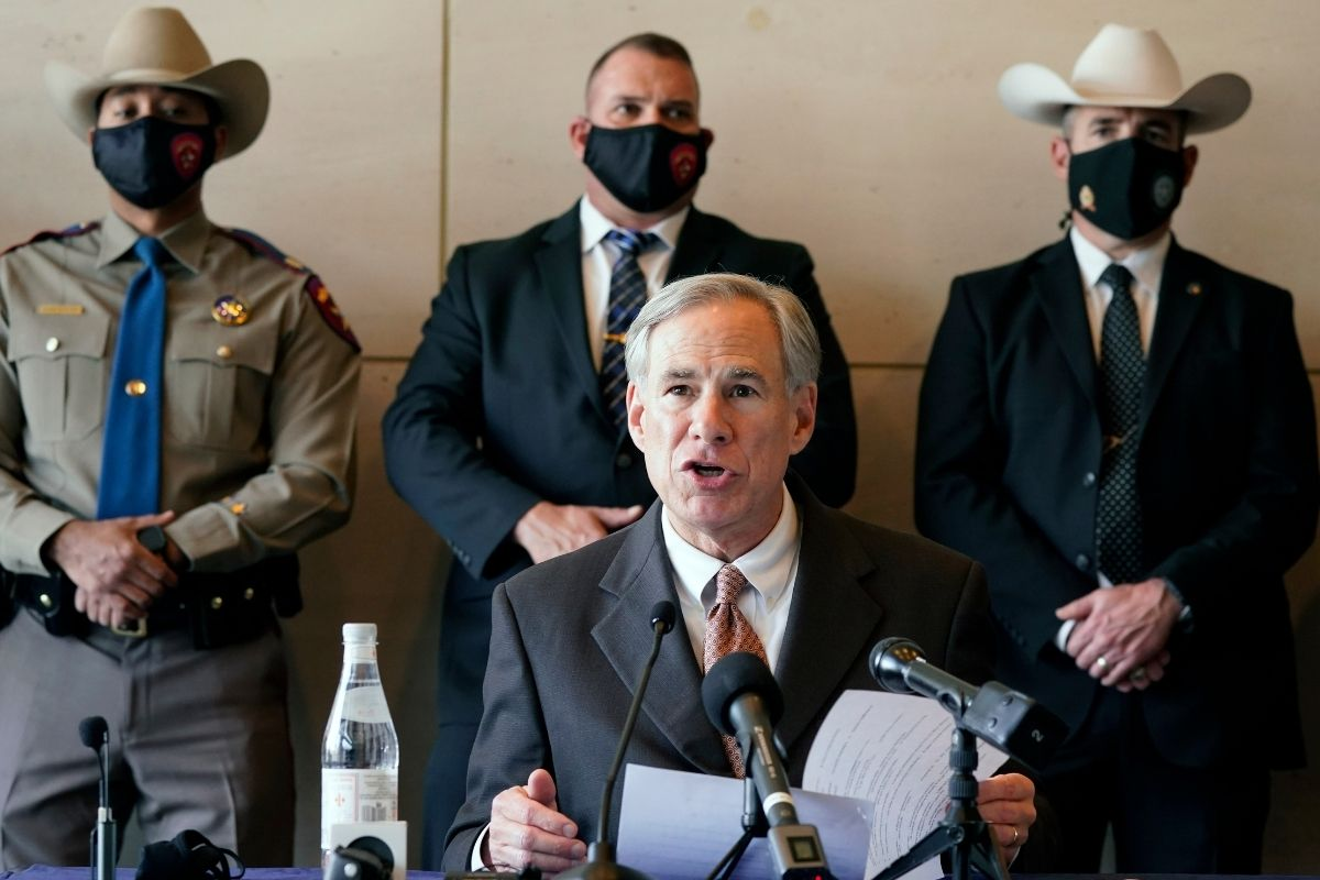 Gov. Greg Abbott Signs Law Banning Abortion as Early as 6 Weeks Into Pregnancy