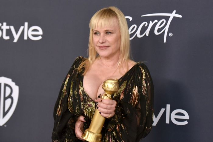 Patricia Arquette Once Had a Date with a Serial Killer