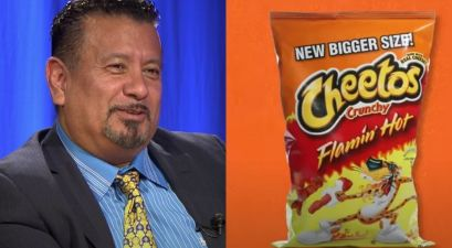 The Frito-Lay Janitor Who Claims He Invented Flamin' Hot Cheetos is Now a Millionaire