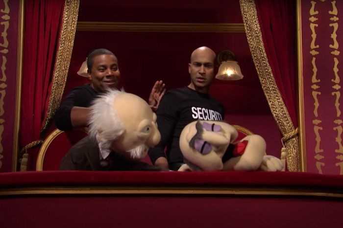 Statler and Waldorf Got BEAT UP on This Week's 'SNL'