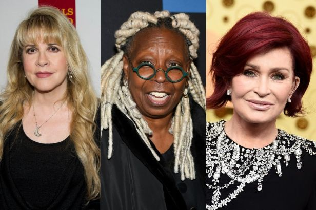 Stevie Nicks, Whoopi Goldberg, and Other Celebs Share Abortion Stories Amid New Laws