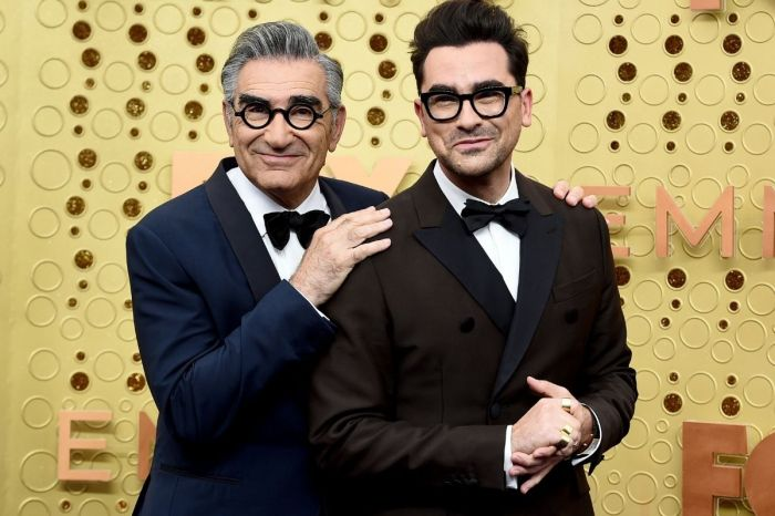 How Eugene and Dan Levy Took Hollywood by Storm with a TV Show!