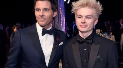 James Marsden's Lookalike Son is a Successful Runway Model!