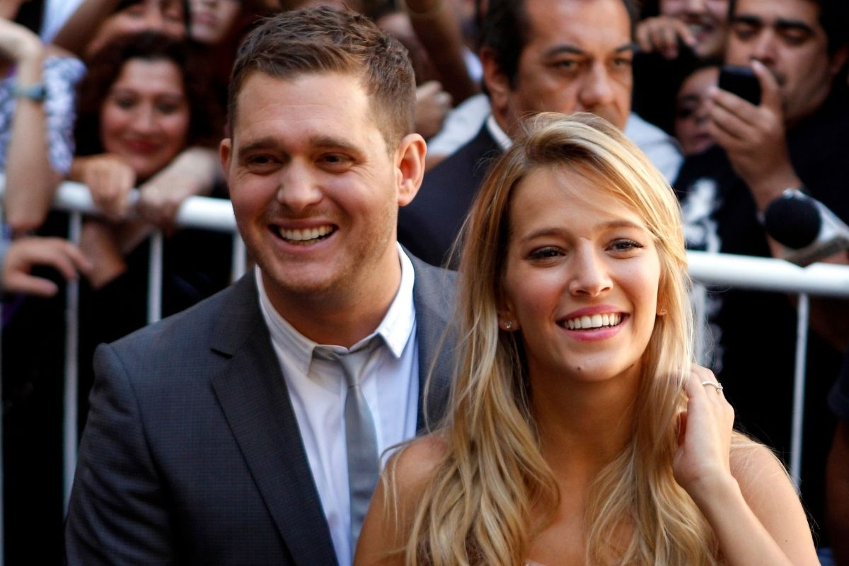 Michael Buble's Wife Luisana Lopilato is Just as Talented as Him!