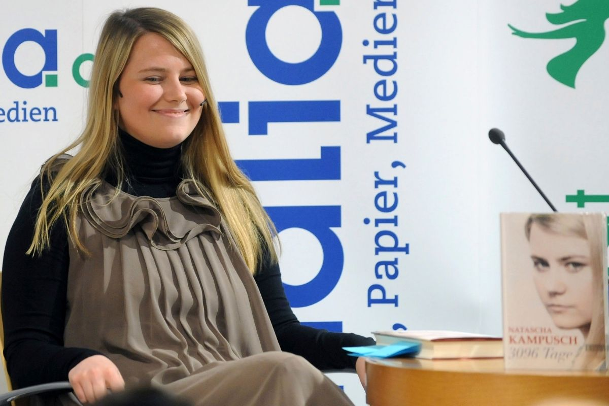 How Natascha Kampusch Survived 8 Years in Her Kidnapper's Cellar