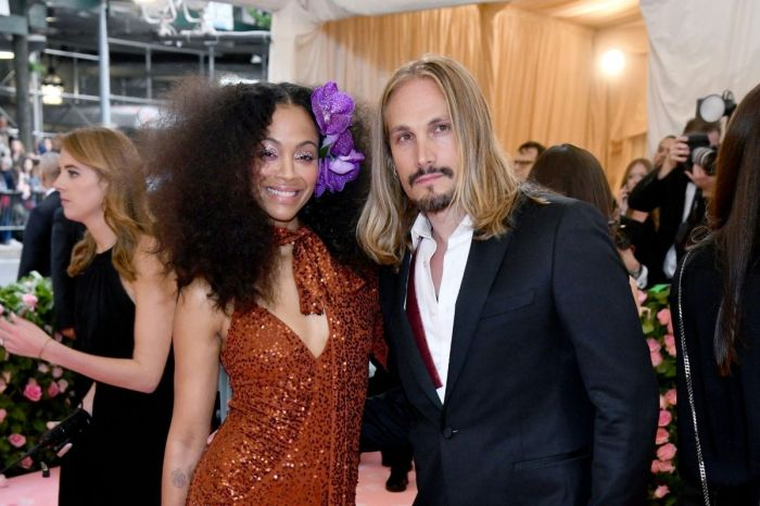 How Zoë Saldana Unconventionally Met Her Husband