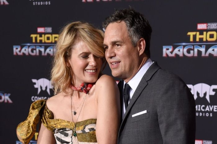 Mark Ruffalo's Biggest Fan is His Wife Sunrise, and Her Reaction to His Emmy Proves It!