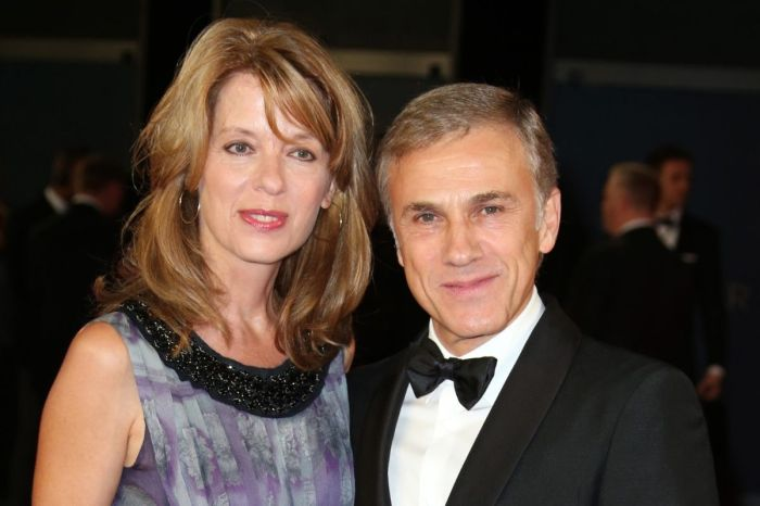 Who is Christoph Waltz's Wife?