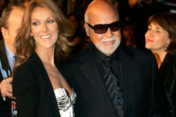 Celine Dion Met Husband René Angélil When She Was Only 12-Years-Old