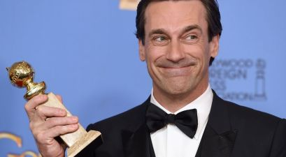 Jon Hamm Was a Former 8th Grade Drama Teacher at His Old High School