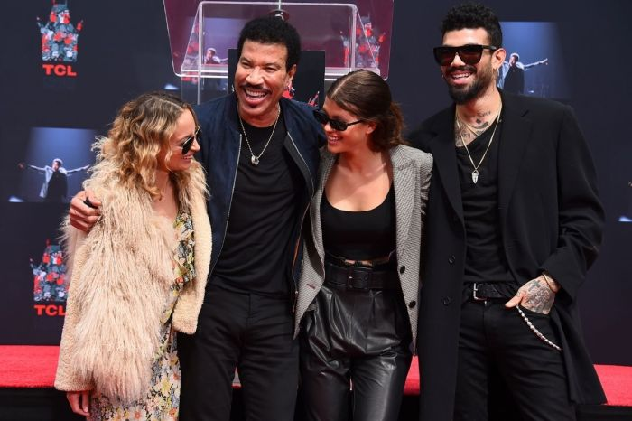 Lionel Richie's Son Was Once Detained by Airport Security for Claiming He Had an Explosive Device