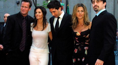 'Friends' Reunion Faces Backlash For Not Casting Any Black Stars